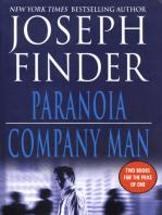 Paranoia and Company Man
