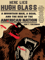 Here Lies Hugh Glass