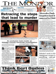The Monitor - 11-10-2013