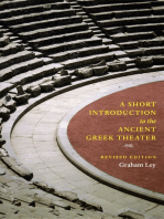 A Short Introduction to the Ancient Greek Theater: Revised Edition