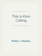 This is Klon Calling