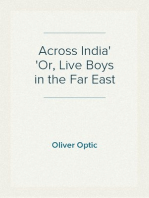 Across India Or, Live Boys in the Far East