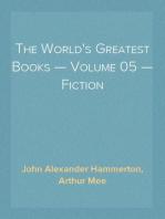 The World's Greatest Books — Volume 05 — Fiction
