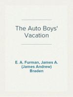 The Auto Boys' Vacation