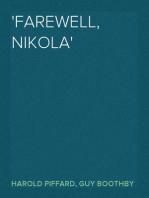 'Farewell, Nikola'
