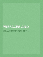 Prefaces and Prologues to Famous Books with Introductions, Notes and Illustrations
