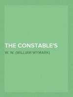 The Constable's Move Captains All, Book 4.