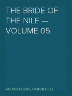 The Bride of the Nile — Volume 05