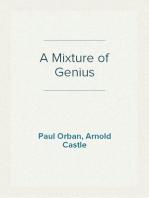 A Mixture of Genius