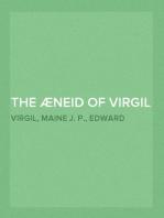 The Æneid of Virgil Translated into English Verse by E. Fairfax Taylor