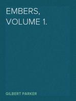 Embers, Volume 1.