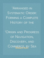 A General History and Collection of Voyages and Travels — Volume 12