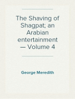 The Shaving of Shagpat; an Arabian entertainment — Volume 4