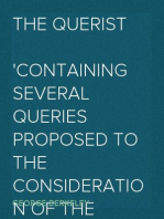 The Querist