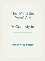 The 'Mind the Paint' Girl