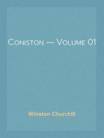 Coniston — Volume 01