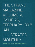 The Strand Magazine, Volume V, Issue 26, February 1893 An Illustrated Monthly