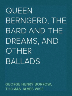 Queen Berngerd, The Bard and the Dreams, and Other Ballads