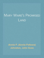 Mary Ware's Promised Land