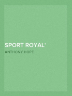Sport Royal and other stories