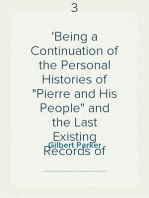 A Romany of the Snows, vol. 3