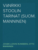 Vänrikki Stoolin tarinat (suom. Manninen)