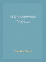 Im Brauerhause Novelle
