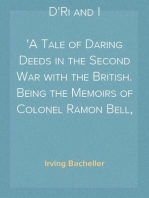 D'Ri and I