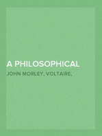 A Philosophical Dictionary, Volume 9