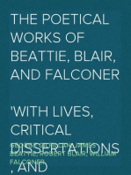 The Poetical Works of Beattie, Blair, and Falconer