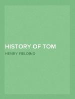 History of Tom Jones, a Foundling