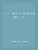 Römische Geschichte — Band 5
