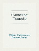 Cymbeline Tragédie