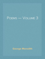 Poems — Volume 3