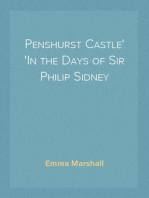 Penshurst Castle In the Days of Sir Philip Sidney