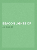 Beacon Lights of History, Volume 13 Great Writers; Dr Lord's Uncompleted Plan, Supplemented with Essays by Emerson, Macaulay, Hedge, and Mercer Adam