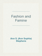 Fashion and Famine