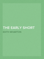 The Early Short Fiction of Edith Wharton — Part 1