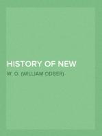 History of New Brunswick