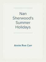Nan Sherwood's Summer Holidays