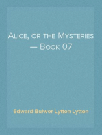 Alice, or the Mysteries — Book 07
