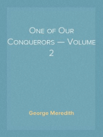 One of Our Conquerors — Volume 2