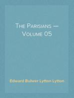The Parisians — Volume 05