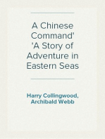 A Chinese Command A Story of Adventure in Eastern Seas