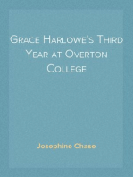 Grace Harlowe's Third Year at Overton College