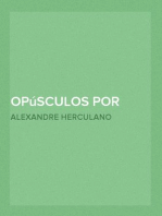Opúsculos por Alexandre Herculano - Tomo 05