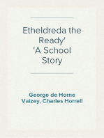 Etheldreda the Ready A School Story