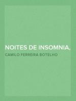 Noites de insomnia, offerecidas a quem não póde dormir. Nº3 (de 12)