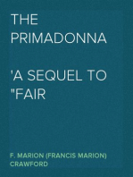 The Primadonna