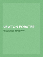 Newton Forster The Merchant Service